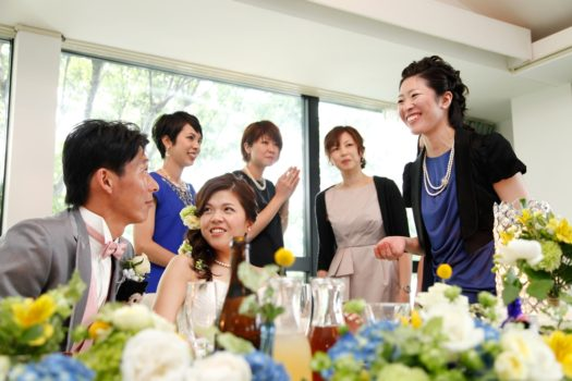鳥取の結婚式 レイガーデン