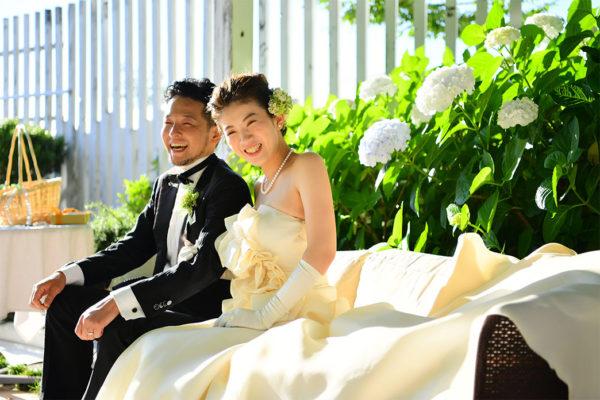 「結婚式を挙げるなら、ここしか無い!」 って思いました..